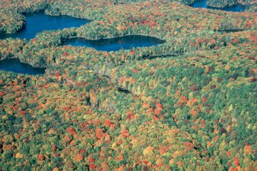 L'entente historique à laquelle sont... (Ressources naturelles et Faune Québec)