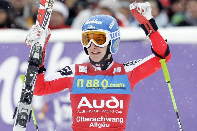 Kathrin Zettel... (Photo: Reuters)
