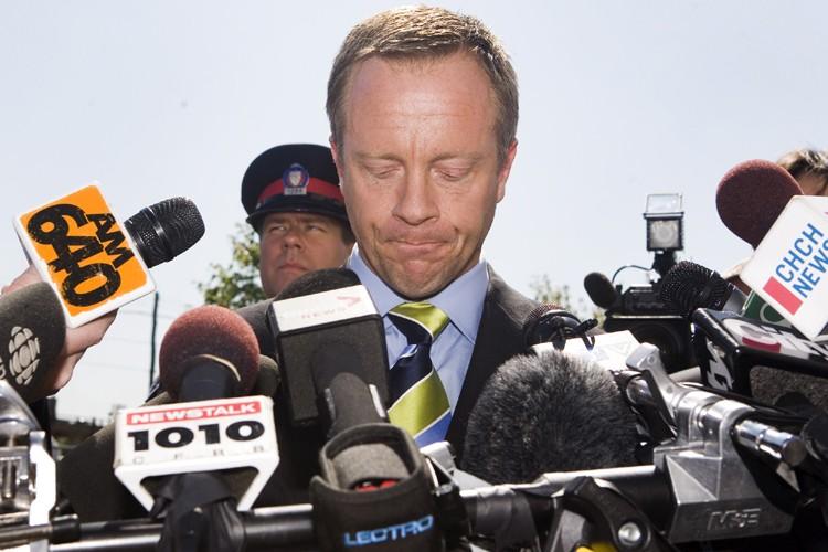 L'ancien procureur général de l'Ontario, Michael Bryant, est... (Photo: PC)
