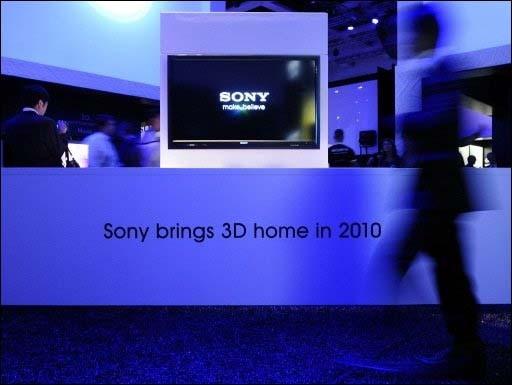 Le géant japonais de l'électronique Sony a annoncé mercredi qu'il... (Photo AFP)