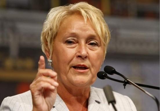 Pauline Marois, chef du Parti québécois... (Photo Le Soleil Laetitia Deconinck)