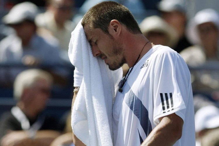 Marat Safin... (Photo: Reuters)