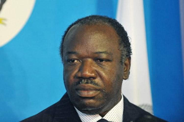 Le candidat Ali Bongo.... (Photo: AFP)
