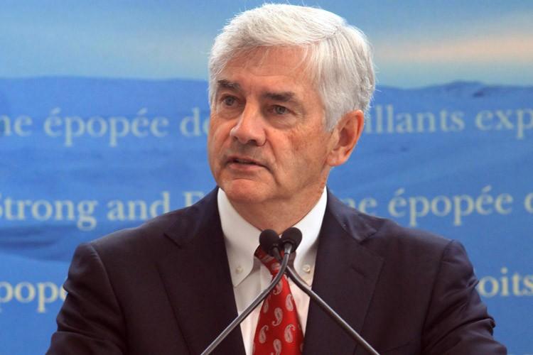 Le ministre des Affaires étrangères, Lawrence Cannon.... (Photo: PC)