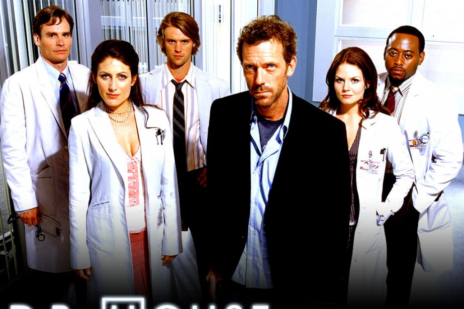 Une photo des personnages de la série Dr... (Photo: TF1)