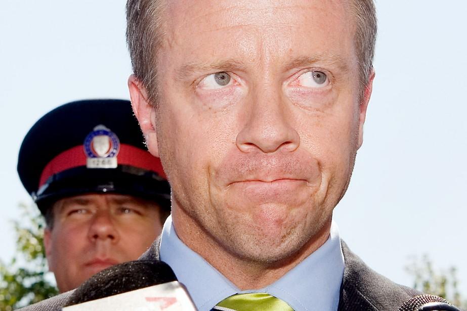 L'ancien ministre libéral ontarien Michael Bryant a clamé... (Photo: PC)