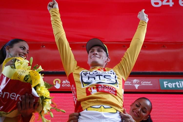 André Greipel... (Photo: AFP)