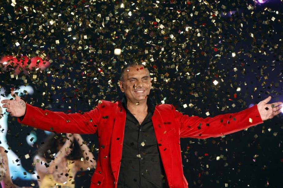 Christian Audigier... (Photo: AP)