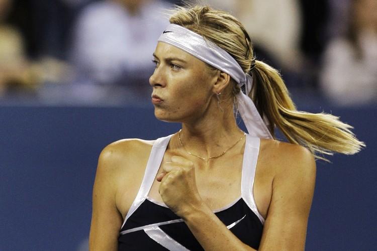 La Russe Maria Sharapova, tête de série N.29, s'est qualifiée pour... (Photo: AP)