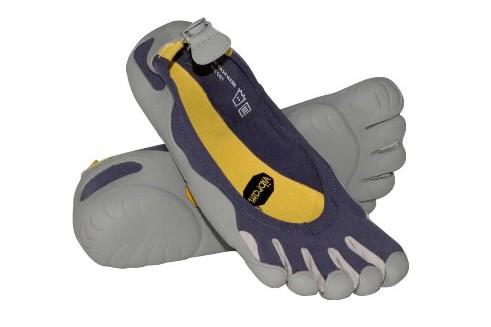 Des souliers Vibram... (Photo: fournie par Vibram)