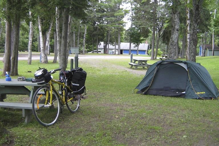 Entre Québec et l'Île-du-Prine-Édouard, j'ai passé des jours... (Photo: Caroline Rodgers, collaboration spéciale)