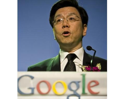 Le président Kai-Fu Lee de Google Chine a... (Photo AP)