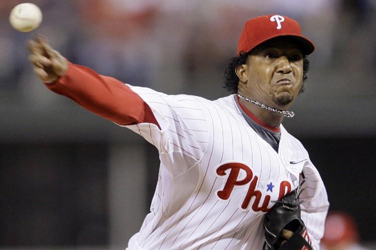 Pedro Martinez a offert une solide performance dans... (Photo: AP)