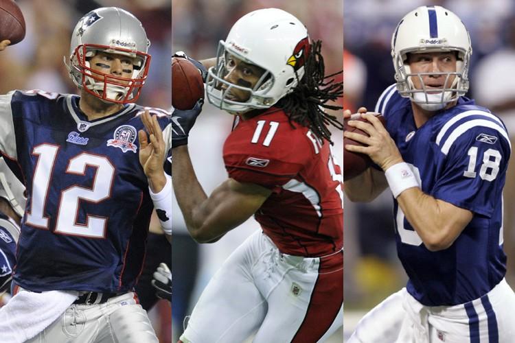 Tom Brady, des Patriots de la Nouvelle-Angleterre, Larry... (Photos: AP)