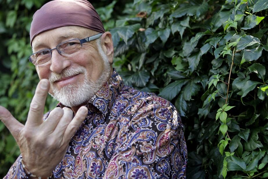 Les 40 ans de métier de Patrick Norman... (Photo: Robert Mailloux, La Presse)