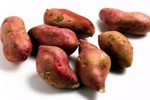 Des patates douces... (Photo: Photothèque La Presse)