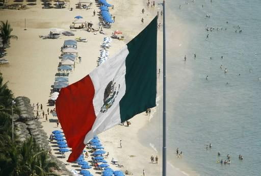 Le Mexique, en récession depuis le premier trimestre 2009, va... (Photo: Reuters)