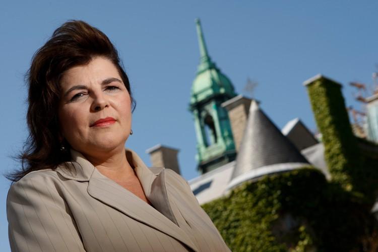 Aujourd'hui, Diane Lemieux se relance dans l'arène politique.... (Photo: Martin Chamberland, La Presse)