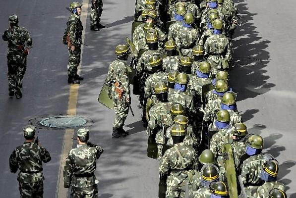 Aprèes les violences de mercredi, le ministre de... (Photo: AFP)
