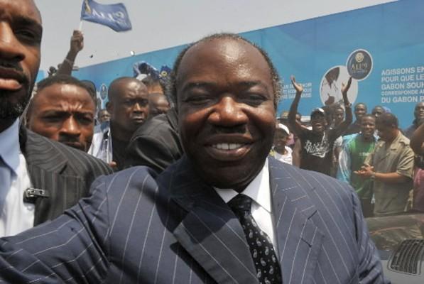 Les opposants d'Ali Bongo (notre photo) affirment que... (Photo: AFP)