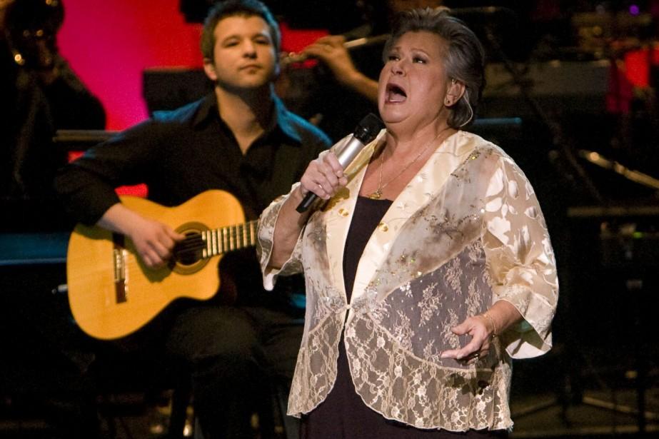 Ginette Reno... (Photo: André Tremblay, La Presse)