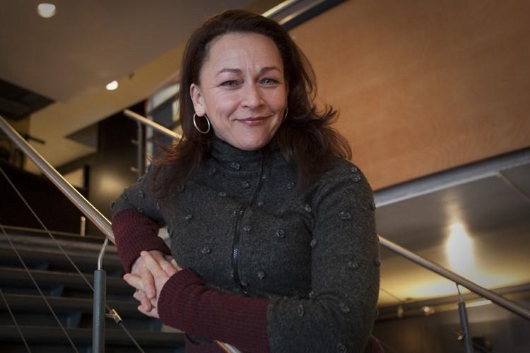 Sylvie Drapeau... (Photo: André Pichette, La Presse)