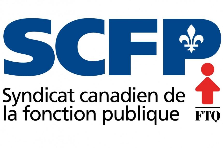 Le Syndicat canadien de la fonction publique profite de la Fête du Travail pour...