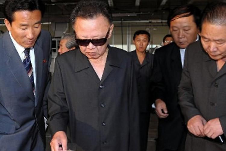 Le leader nord-coréen, Kim Jong- Il.... (Photo: AFP)