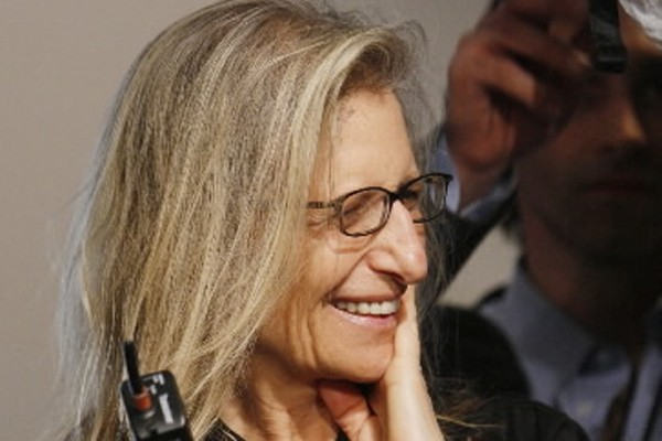 La photographe, Annie  Leibovitz... (Photo: AP)