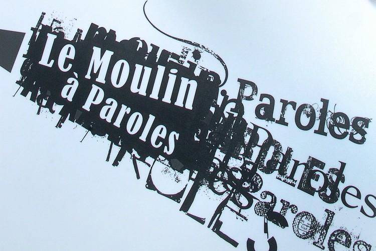 Le Moulin à paroles cache ses commanditaires. Ses... (Photo: Le Soleil)