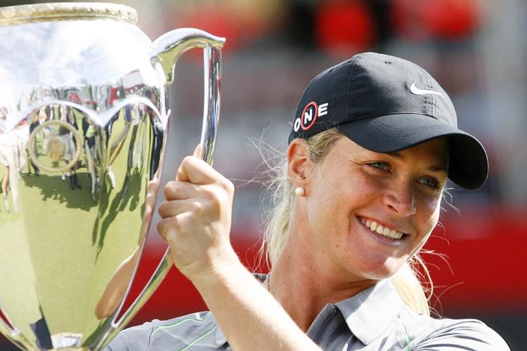 Suzann Pettersen a finalement remporté un autre tournoi de la... (Photo: Reuters)