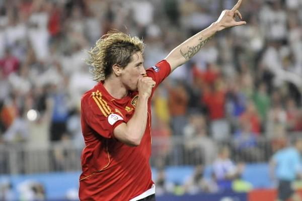Fernando Torres... (Photo: AP)