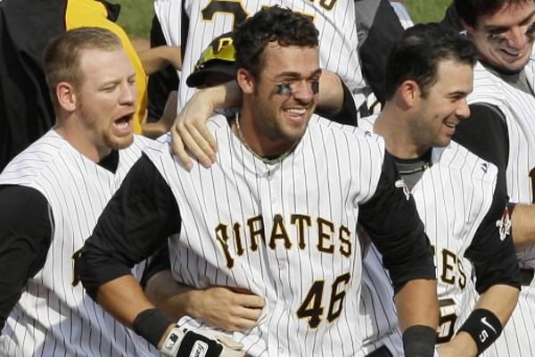 Les Cubs de Chicago ont aidé les Pirates de Pittsburgh à inscrire... (Photo: AP)