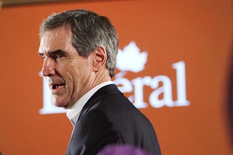 Le chef du Parti libéral du Canada, Michael... (Photo: Reuters)