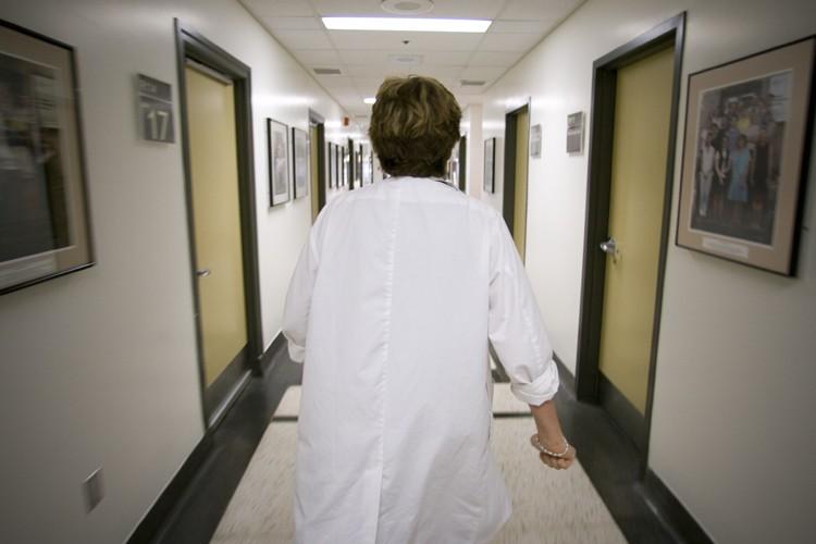La première clinique réseau intégrée ouvre ses portes... (Photo: André Tremblay, La Presse)