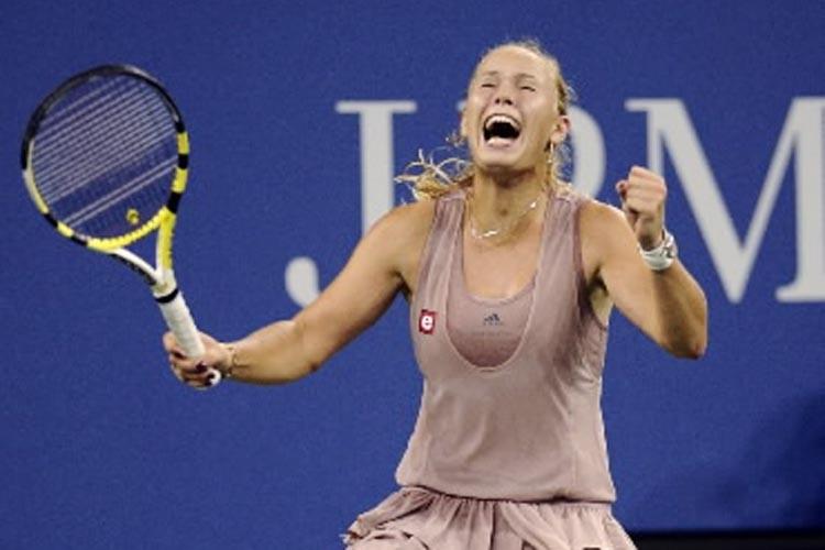 Caroline Wozniacki... (Photo: Reuters)