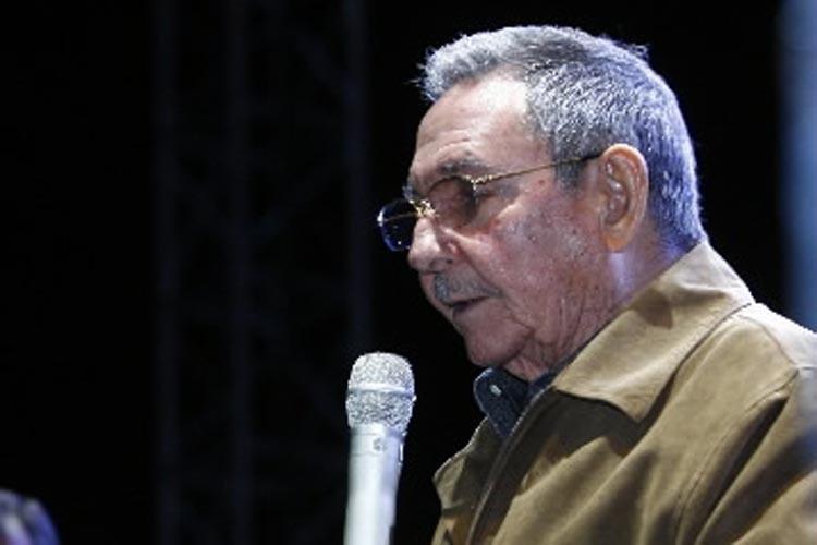 Le président cubain Raul Castro.... (Photo: Reuters)