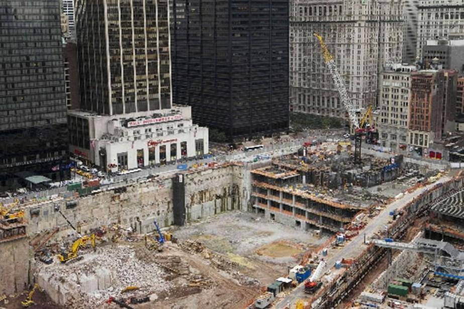 Huit ans après les attentats du 11 septembre,... (Photo AP)