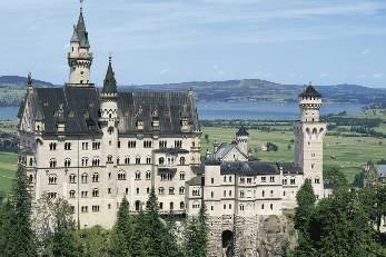 Le château Neuschwanstein est le témoin par excellence... (Photo: fournie par l'office de tourisme d'Allemagne)