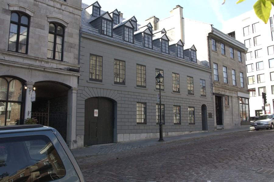 L'Accueil Bonneau... (Photo: Archives La Presse)
