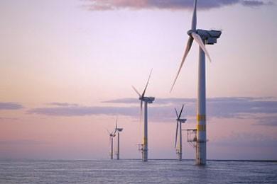 À l'inverse des autres éoliennes statiques, les nouvelles... (Photo archives Bloomberg)