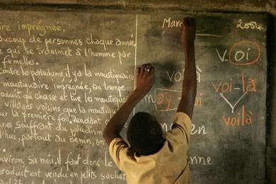 L'ONU affirme que 75 millions d'enfants sont exclus... (Photothèque La Presse)