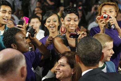 Le président Obama a été déclenché bien des... (Photo Reuters)