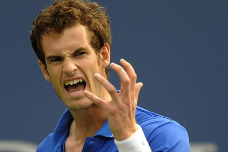 L'Écossais Andy Murray.... (Photo: AFP)