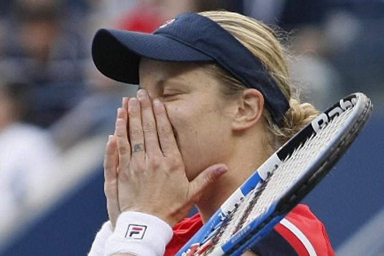 Ancienne N.1 mondiale, la Belge Kim Clijsters, 26... (Photo: AP)