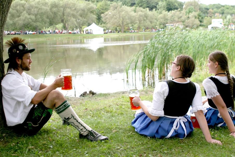 Qu'évoquent pour vous les... (Photo: fournie par Octoberfest des Québécois)