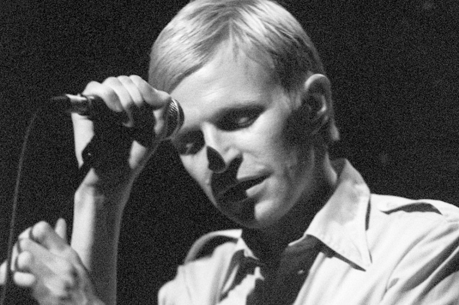 Jay Jay Johanson... (Photo: archives La Presse)