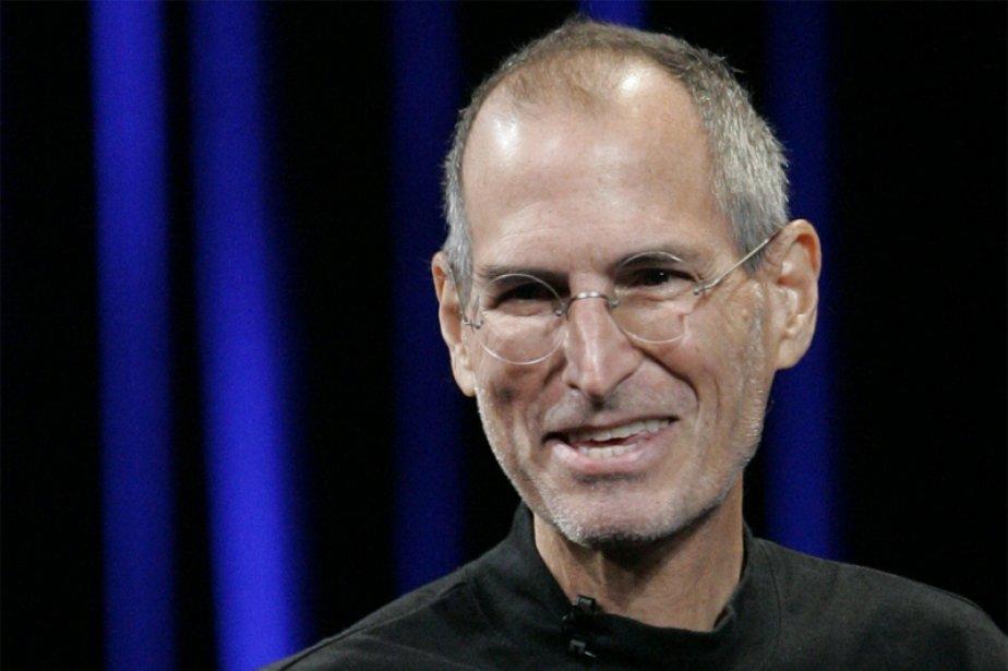 Steve Jobs.... (Reuters)