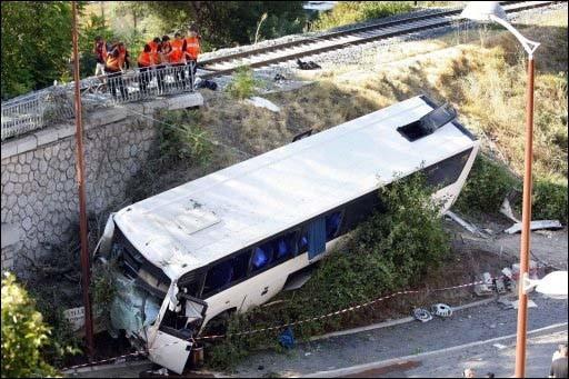 Lors d'un accident, le «eCall» pourrait réduire de... (Photo AFP)