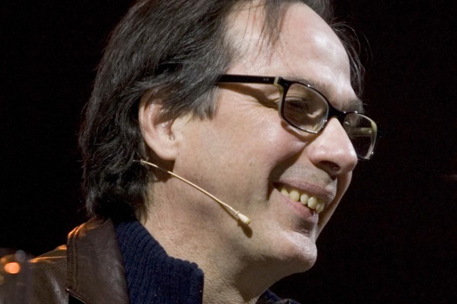 David Shiner, metteur en scène du spectacle.... (Photo: Martin Tremblay, archives La Presse)